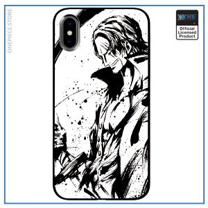 One Piece iPhone Case  Shanks OP1505 For iPhone 5 5s SE Official One Piece Merch