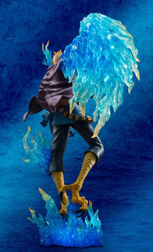 25cm One piece Marco Action Anime Action Figure PVC New Collection figures toys for christmas gift 2 - One Piece Store