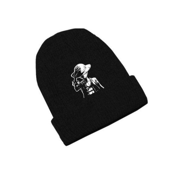 Chopper Monkey D Luffy Straw Hat Anime Skullies Caps Knitted Beanies Winter Warm Hats Men Women 3.jpg 640x640 3 - One Piece Store