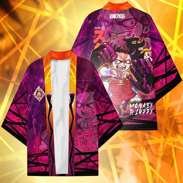 luffy gear fourth kimono 270061 - One Piece Store