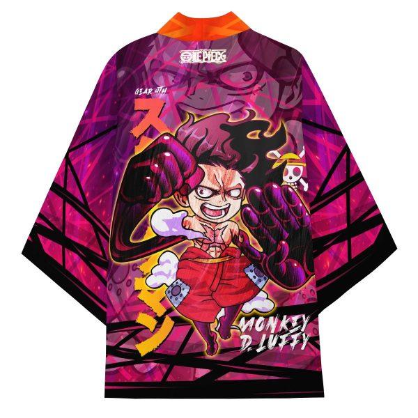 luffy gear fourth kimono 817830 - One Piece Store