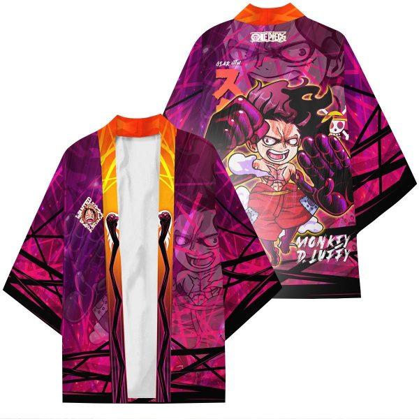 luffy gear fourth kimono 880823 - One Piece Store