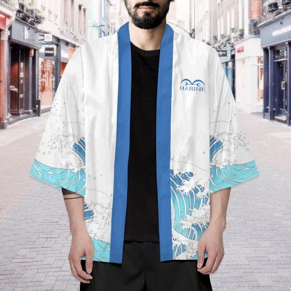 marines kimono 565255 - One Piece Store