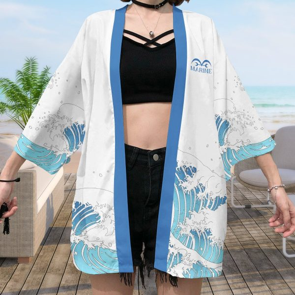 marines kimono 717443 - One Piece Store