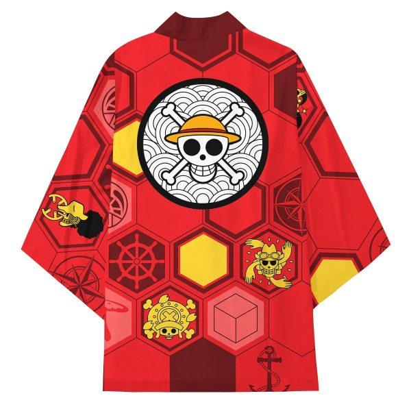 mugiwara pirates kimono 151658 - One Piece Store