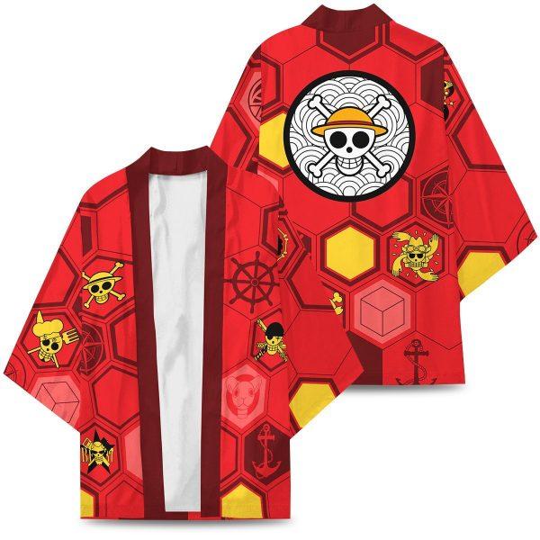 mugiwara pirates kimono 272372 - One Piece Store