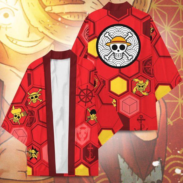 mugiwara pirates kimono 367489 - One Piece Store
