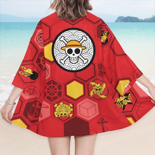 mugiwara pirates kimono 461036 - One Piece Store