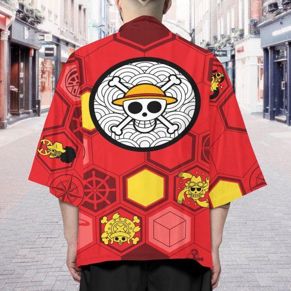 mugiwara pirates kimono 641253 - One Piece Store