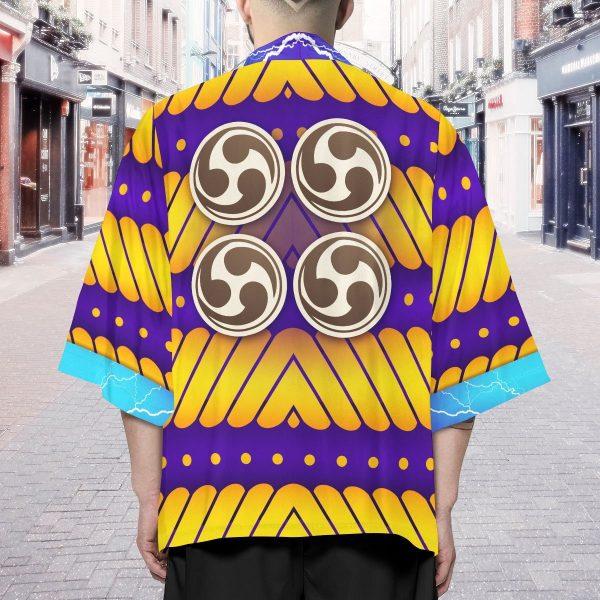 op god eneru kimono 139959 - One Piece Store