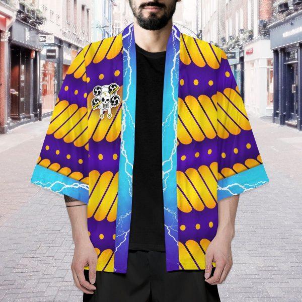 op god eneru kimono 403121 - One Piece Store