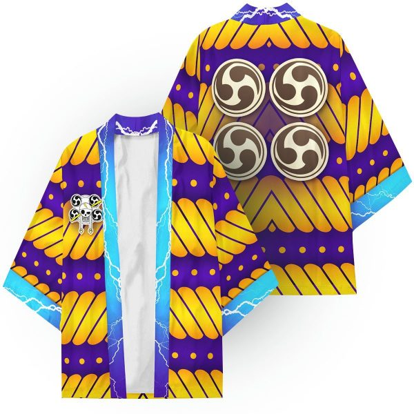 op god eneru kimono 725230 - One Piece Store