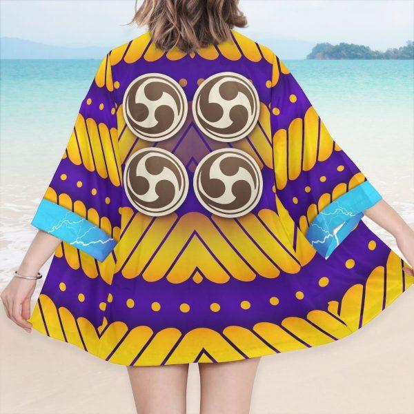 op god eneru kimono 777963 - One Piece Store