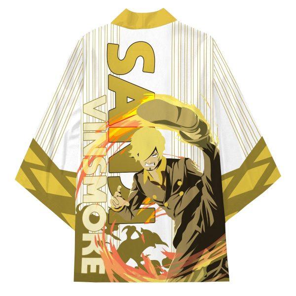 sanji black leg kimono 307433 - One Piece Store