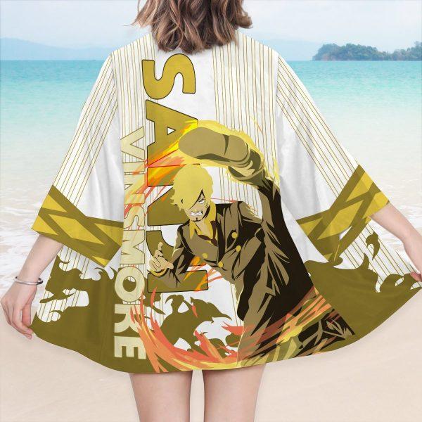 sanji black leg kimono 488958 - One Piece Store