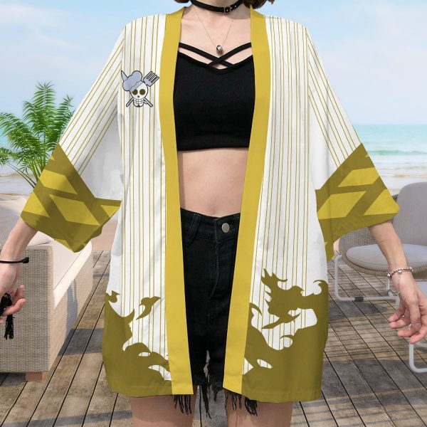 sanji black leg kimono 645889 - One Piece Store