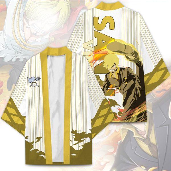 sanji black leg kimono 709253 - One Piece Store