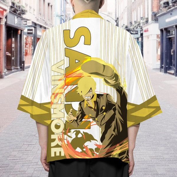 sanji black leg kimono 853171 - One Piece Store