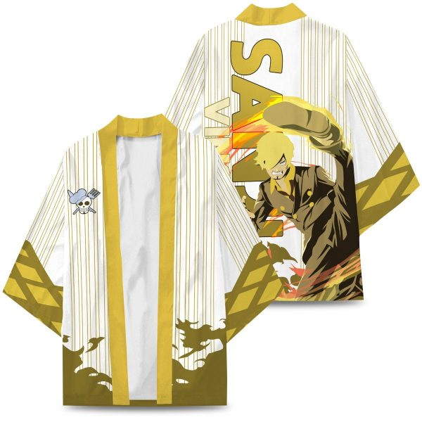 sanji black leg kimono 854888 - One Piece Store