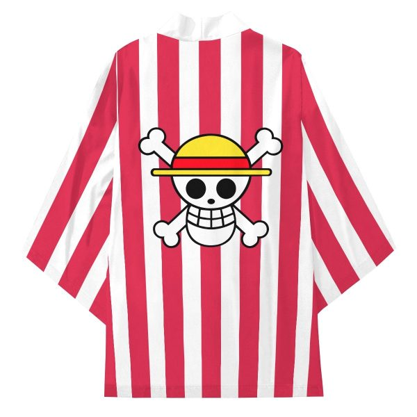 strawhat pirate kimono 615082 - One Piece Store