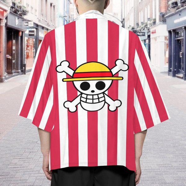 strawhat pirate kimono 777164 - One Piece Store