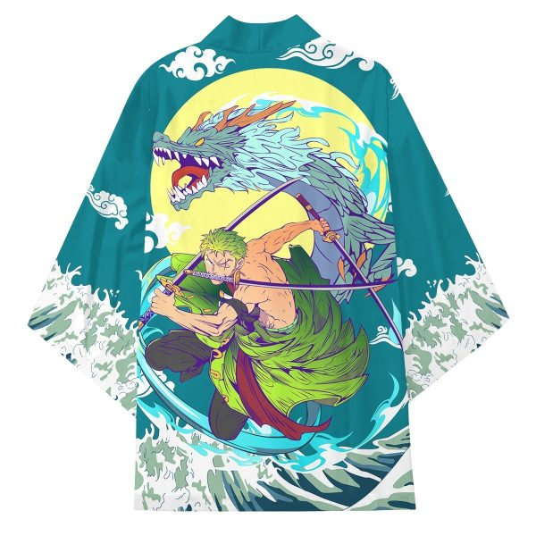 zoro three sword kimono 936559 - One Piece Store