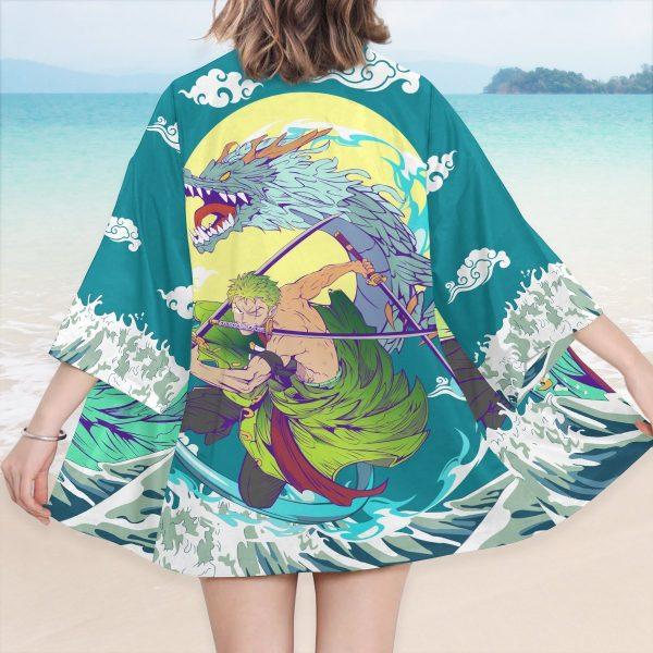 zoro three sword kimono 969567 - One Piece Store